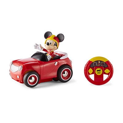 Mickey And The Roadster Racers Transforming RC Hot Rod