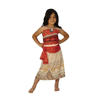Moana Classic Costume