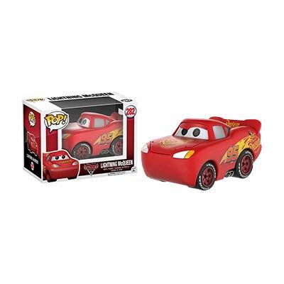 Cars 3 Lightning McQueen Pop! Vinyl Figure