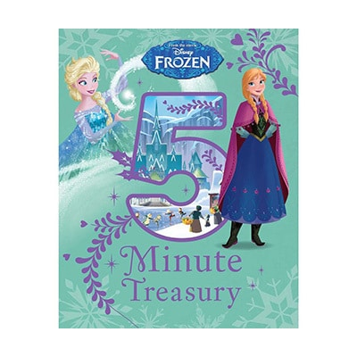 Frozen 5-Minute Treasury Book