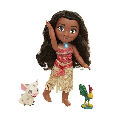 Singing Moana & Friends Doll