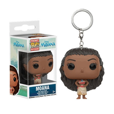 Moana Pocket Pop! Vinyl Keychain