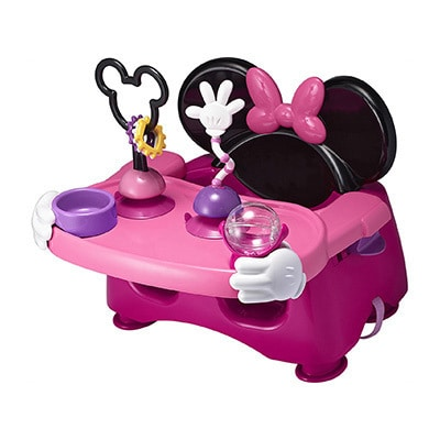Minnie Mouse Activity Feeding Seat
