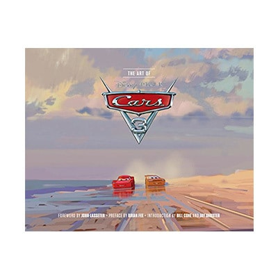 The Art of Cars 3 book