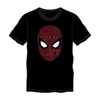 Homecoming - Text Face T-Shirt