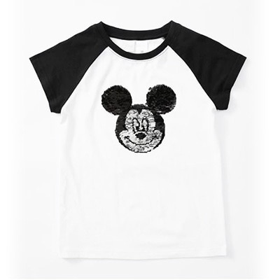 Mickey Mouse Reversible Sequin T-Shirt