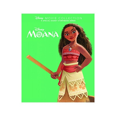 Moana Movie Collection Storybook