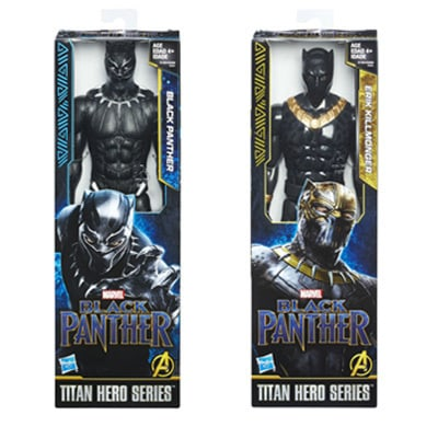Black Panther Titan Hero
