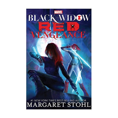 Red Vengeance by Margaret Stohl