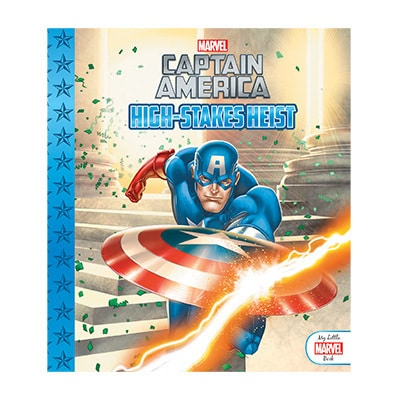 Captain America: High Stakes Heist