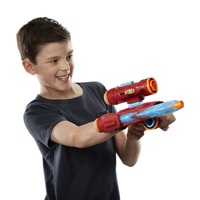 Iron Man Avengers Assemble Nerf Gear