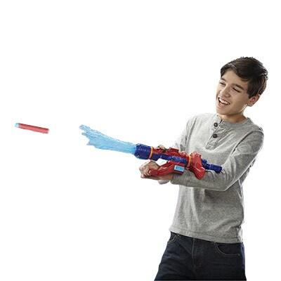 Spider-Man Nerf Assembler Gear