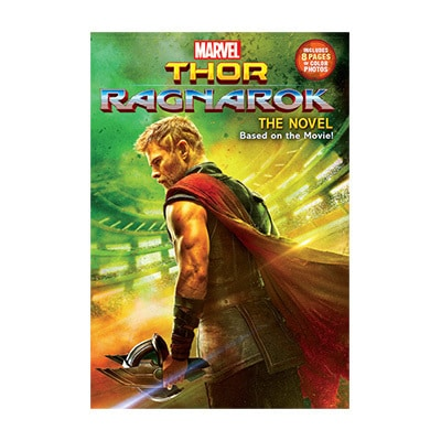 Thor Ragnarok: The Novel
