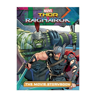 Thor Ragnarok: The Movie Storybook
