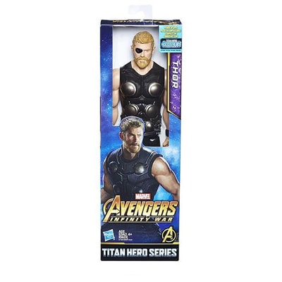 Thor Titan Hero Figure