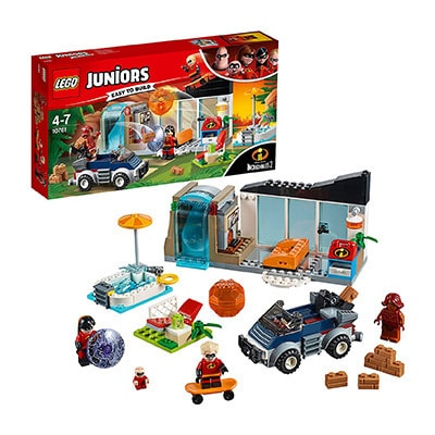 Lego Juniors The Great Home Escape