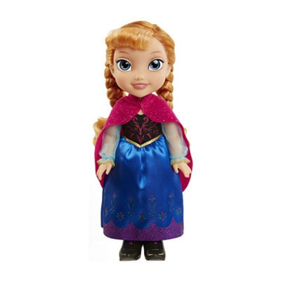 Toddler Doll - Anna