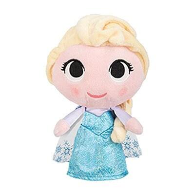 """Elsa SuperCute 7"""" Plush"""