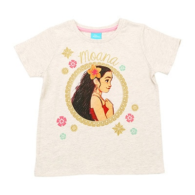 Moana Girls Short Sleeve Tee