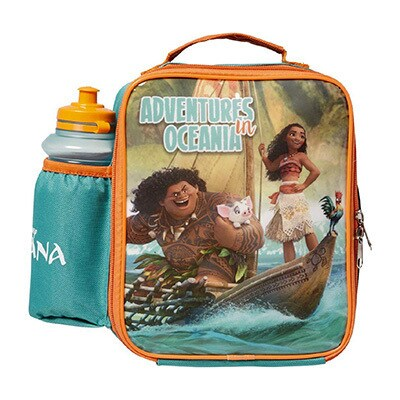 Moana Lunch Bag & Bottle