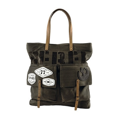 Rebel Brown Loungefly Tote