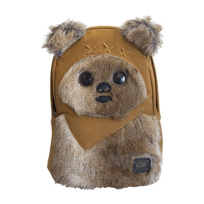 Star Wars Ewok Loungefly Backpack