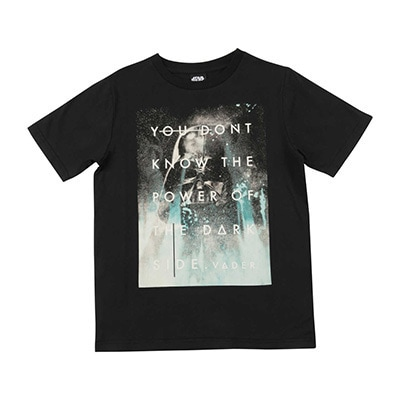 Star Wars Boys Graphic Tee Black