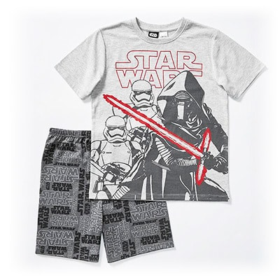 Star Wars Kylo Ren Short Sleeve Pyjamas