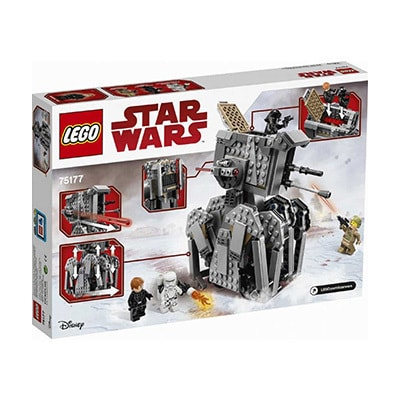 Lego Star Wars Heavy Scout Walker
