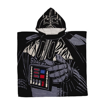 Star Wars Hooded Towel Darth Vader Adult