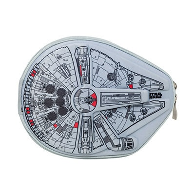 Star Wars Millennium Falcon Shaped Pencil Case