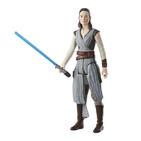 The Last Jedi - Rey (Jedi Training) Figure