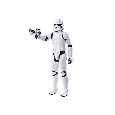 Star Wars The Last Jedi First Order Stormtrooper Figure