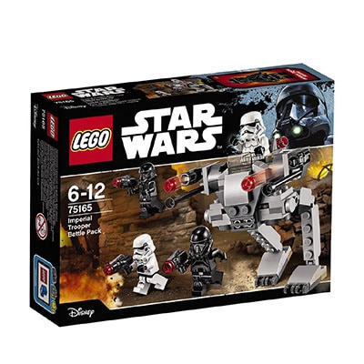 Star Wars Lego Imperial Trooper Battle Pack