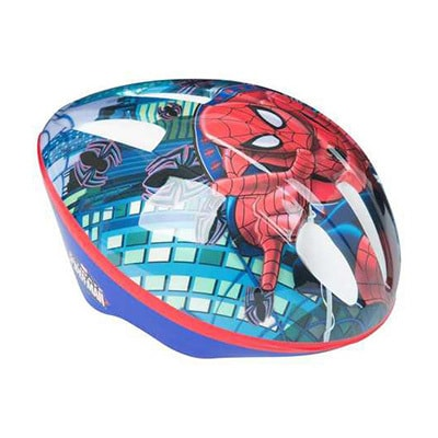 Ultimate Spider-Man Bicycle Helmet - Medium