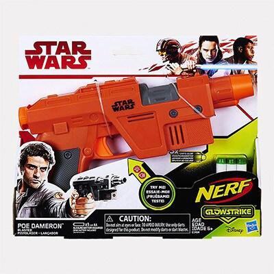Nerf Poe Dameron Blaster