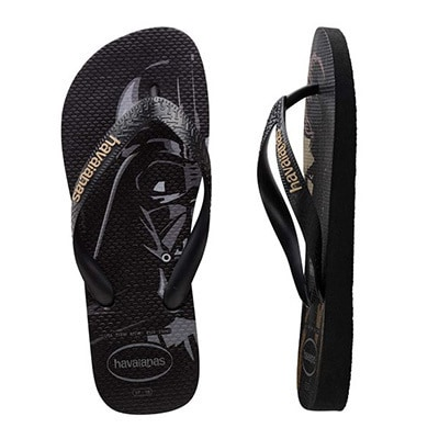 Havianas Star Wars Black/Black