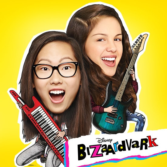 Bizaardvark - DC Blog Page - Shows- Stream - AU