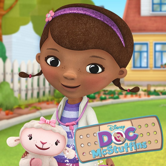 Doc McStuffins - DJ Page - Shows - Stream - AU