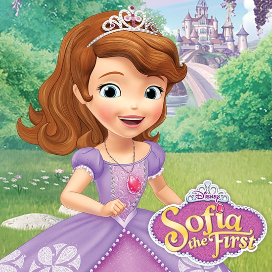 Sofia The First - DJ Page - Shows - Stream - AU