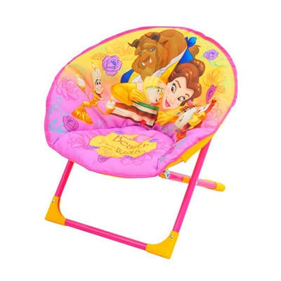 Beauty and the Beast Moon Chair