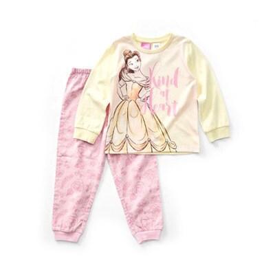 Princess Belle Long Sleeve PJ Set