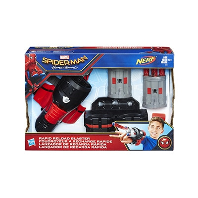 NERF Spider-Man Blaster