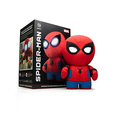 Interactive Spider-Man by Sphero