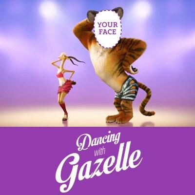 Zootopia - Dancing with Gazelle