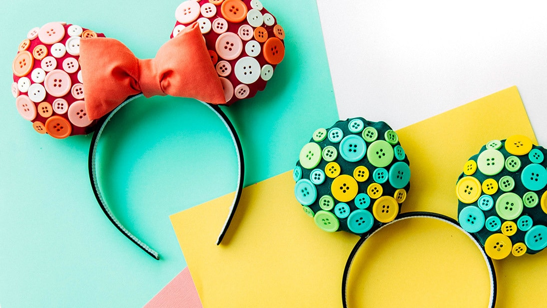 Mickey Ears Craft | DIY