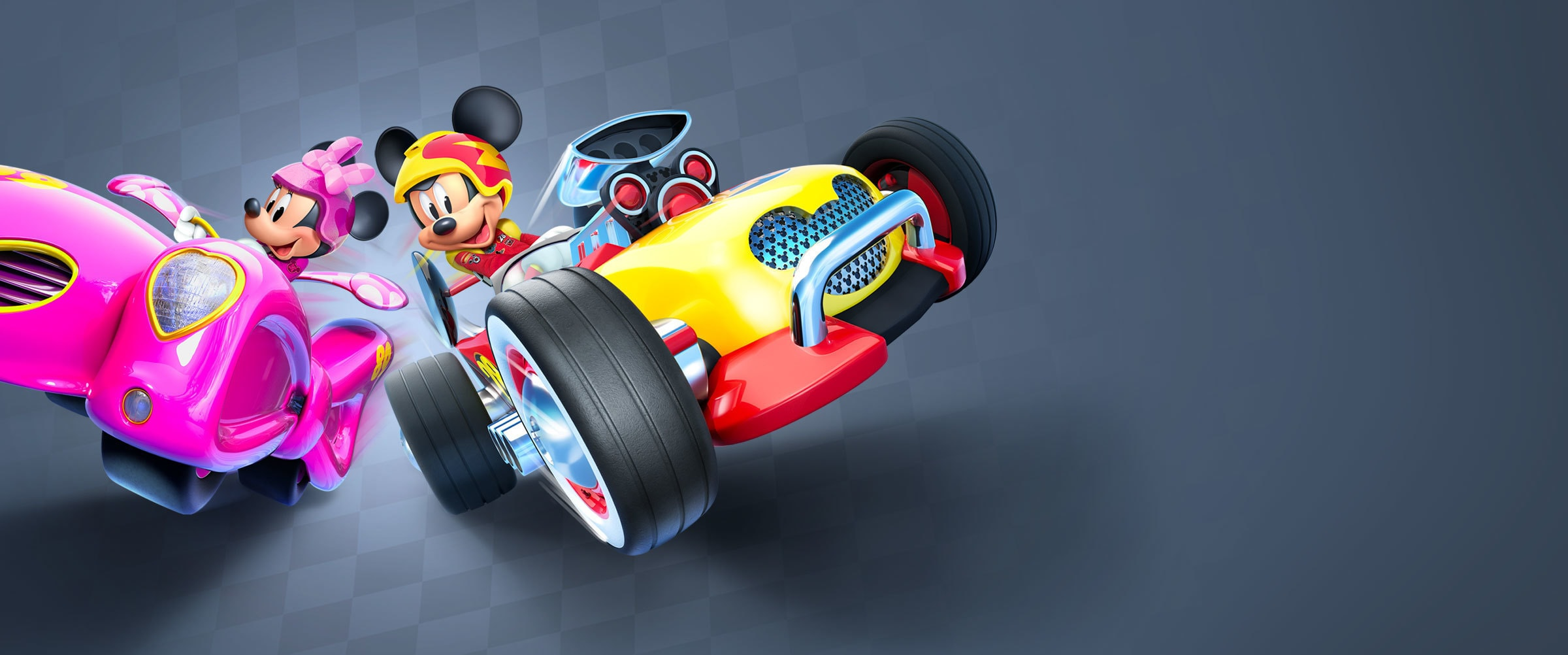 TV | Mickey Roadster hero banner