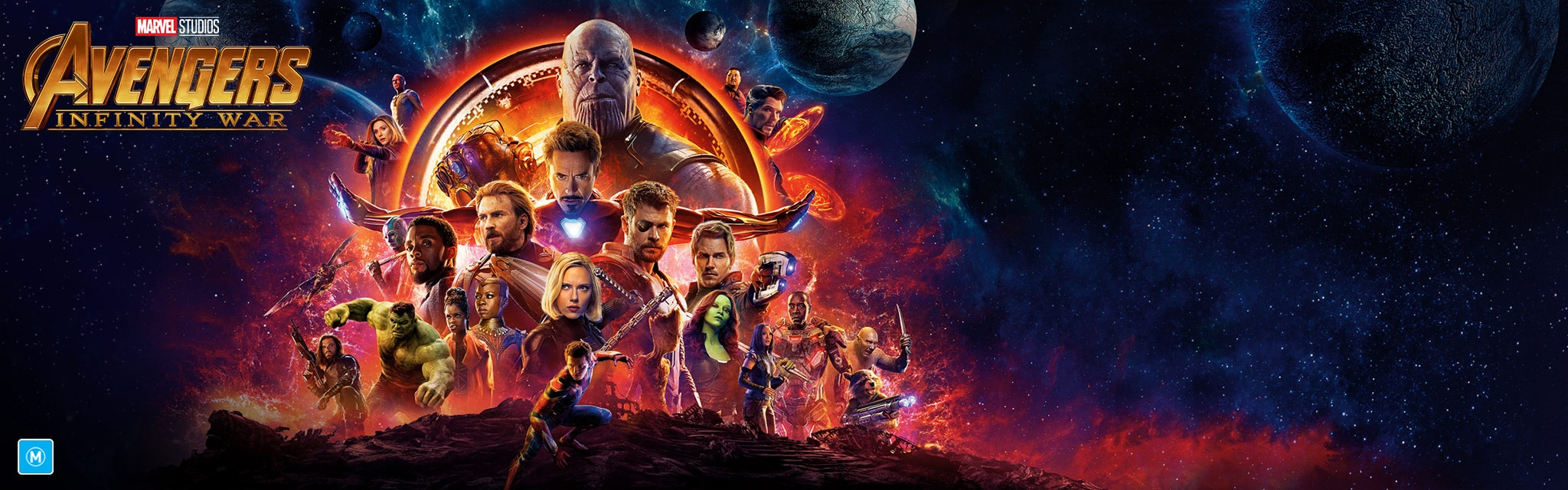 Get tickets to Avengers Infinity War