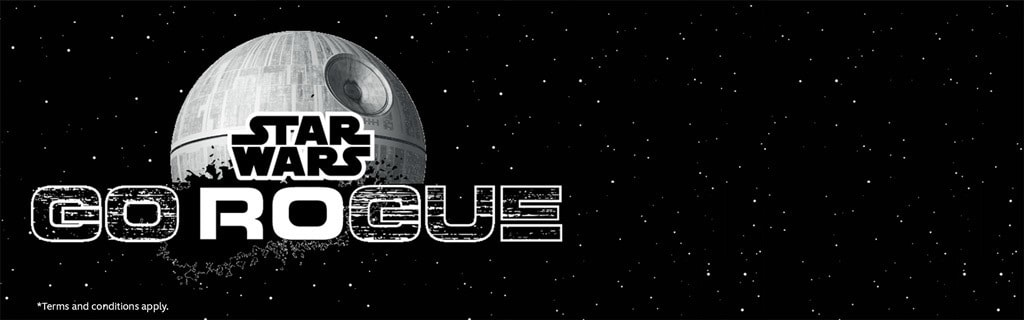 Star Wars - Go Rogue Announce - Homepage - Hero AU