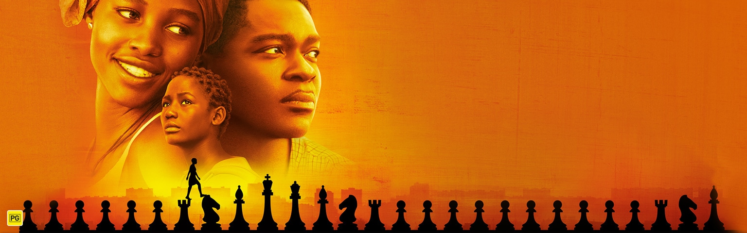 Queen Of Katwe HE
